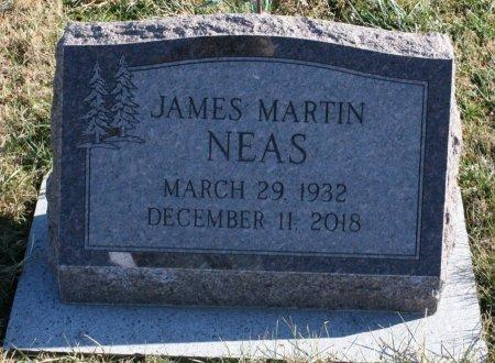 NEAS, JAMES - Ringgold County, Iowa   JAMES NEAS
