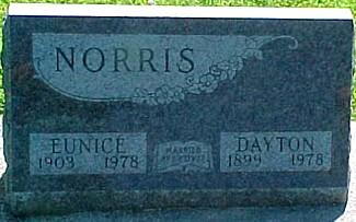 NORRIS, GEORGE