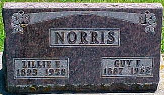 NORRIS, GUY ELBERT - Ringgold County, Iowa | GUY ELBERT NORRIS