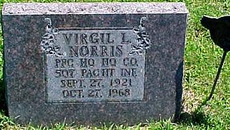 NORRIS, VIRGIL L. - Ringgold County, Iowa | VIRGIL L. NORRIS
