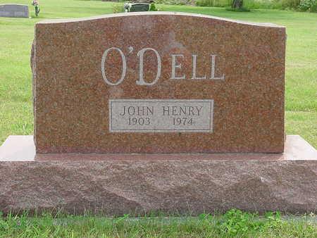 O'DELL, JOHN HENRY - Ringgold County, Iowa | JOHN HENRY O'DELL