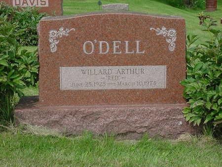O'DELL, WILLARD ARTHUR