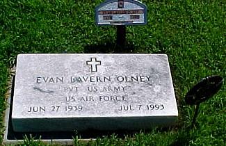 OLNEY, EVAN LAVERN - Ringgold County, Iowa | EVAN LAVERN OLNEY
