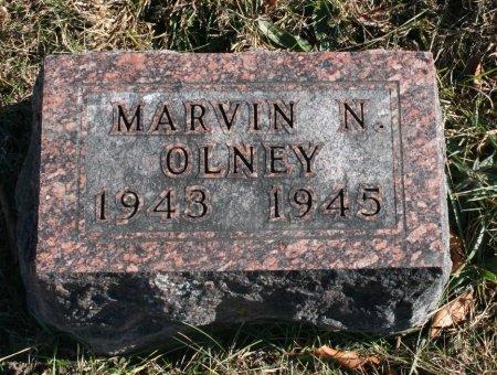 OLNEY, MARVIN - Ringgold County, Iowa   MARVIN OLNEY