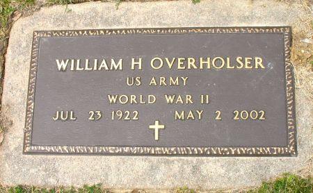 OVERHOLSER, WILLIAM H. - Ringgold County, Iowa | WILLIAM H. OVERHOLSER