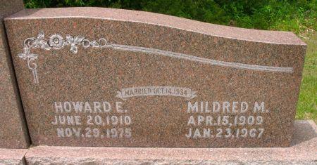 PINE, MILDRED M. - Ringgold County, Iowa | MILDRED M. PINE
