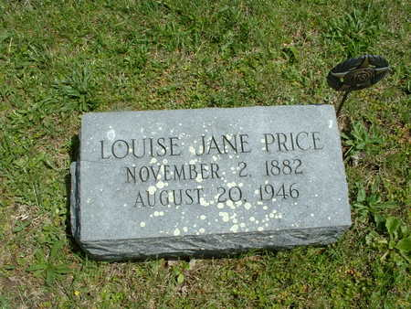PRICE, LOUISE - Ringgold County, Iowa | LOUISE PRICE