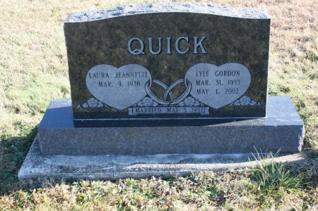 QUICK, LYLE - Ringgold County, Iowa | LYLE QUICK