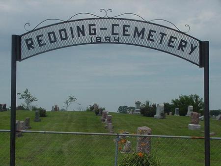 REDDING, CEMETERY - Ringgold County, Iowa | CEMETERY REDDING