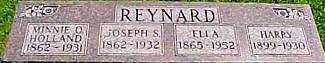 REYNARD, HARRY - Ringgold County, Iowa | HARRY REYNARD