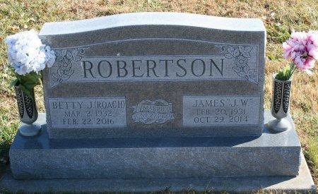 ROACH ROBERTSON, BETTY - Ringgold County, Iowa | BETTY ROACH ROBERTSON