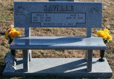SAVILLE, DOYLE - Ringgold County, Iowa | DOYLE SAVILLE