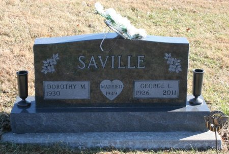 SAVILLE, GEORGE - Ringgold County, Iowa | GEORGE SAVILLE