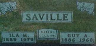 FORBES SAVILLE, ILA MAY - Ringgold County, Iowa | ILA MAY FORBES SAVILLE