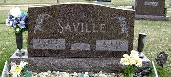 SAVILLE, LEE ELVIN - Ringgold County, Iowa | LEE ELVIN SAVILLE