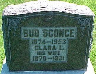 SCONCE, EDGAR