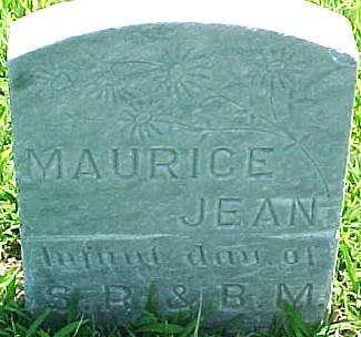 SHAFER, MAURICE JEAN - Ringgold County, Iowa | MAURICE JEAN SHAFER