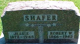 SHAFER, JESSIE - Ringgold County, Iowa | JESSIE SHAFER