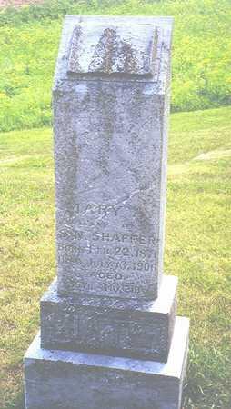 SMITH SHAFFER, MARY ANN - Ringgold County, Iowa | MARY ANN SMITH SHAFFER