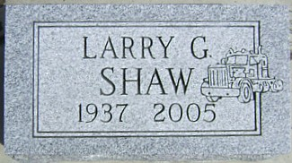 SHAW, LARRY G. - Ringgold County, Iowa | LARRY G. SHAW