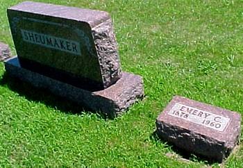 SHEUMAKER, EMERY CLINTON - Ringgold County, Iowa | EMERY CLINTON SHEUMAKER