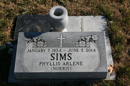 SIMS, PHYLLIS - Ringgold County, Iowa | PHYLLIS SIMS