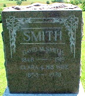 SMITH, DAVID M. - Ringgold County, Iowa | DAVID M. SMITH
