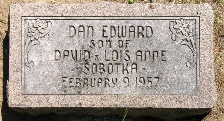 SOBOTKA, DAN EDWARD - Ringgold County, Iowa | DAN EDWARD SOBOTKA