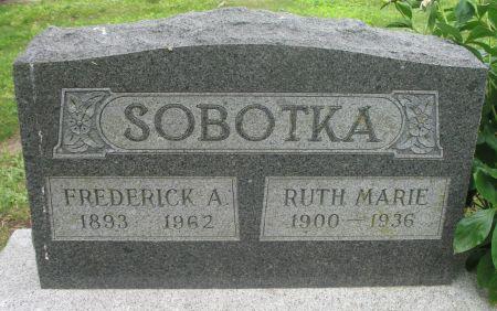 SOBOTKA, RUTH MARIE - Ringgold County, Iowa | RUTH MARIE SOBOTKA
