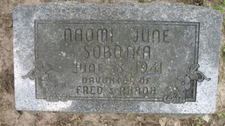 SOBOTKA, NAOMI JUNE - Ringgold County, Iowa | NAOMI JUNE SOBOTKA