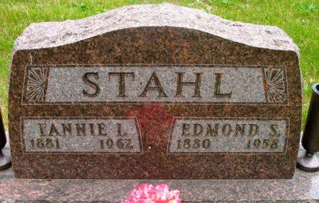 STAHL, FANNIE I. - Ringgold County, Iowa | FANNIE I. STAHL