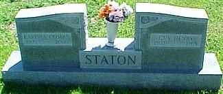 BAILEY, LAVINA RUTH (COMBS) STATON - Ringgold County, Iowa | LAVINA RUTH (COMBS) STATON BAILEY