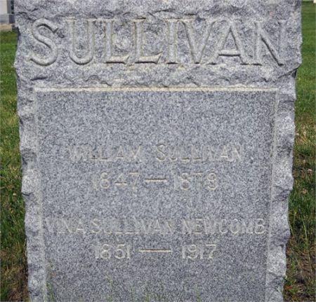 SULLIVAN, WILLIAM S. - Ringgold County, Iowa   WILLIAM S. SULLIVAN