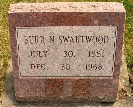 SWARTWOOD, BURR N. - Ringgold County, Iowa | BURR N. SWARTWOOD