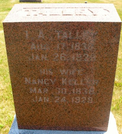 TALLEY, NANCY - Ringgold County, Iowa | NANCY TALLEY
