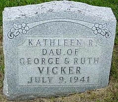VICKER, KATHLEEN R. - Ringgold County, Iowa | KATHLEEN R. VICKER