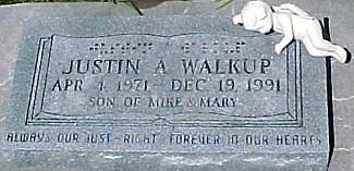 WALKUP, JUSTIN A. - Ringgold County, Iowa   JUSTIN A. WALKUP