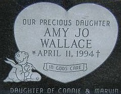 WALLACE, AMY JO - Ringgold County, Iowa | AMY JO WALLACE