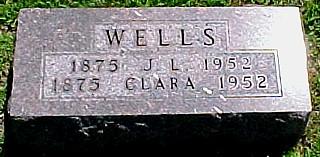 WELLS, JAMES LEANDER - Ringgold County, Iowa | JAMES LEANDER WELLS