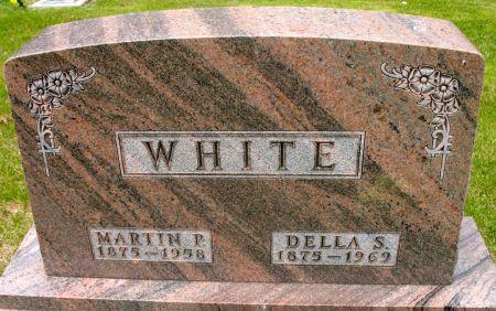 WHITE, MARTIN P. - Ringgold County, Iowa | MARTIN P. WHITE