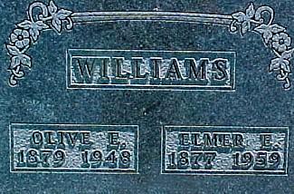WILLIAMS, ELMER E. - Ringgold County, Iowa | ELMER E. WILLIAMS