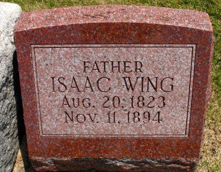 WING, ISAAC - Ringgold County, Iowa | ISAAC WING
