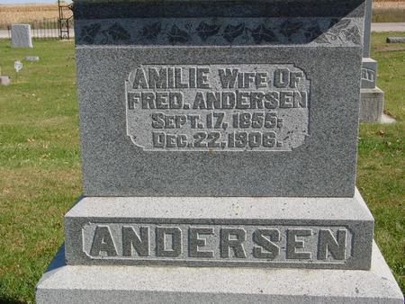 ANDERSEN, AMILIE - Sac County, Iowa | AMILIE ANDERSEN