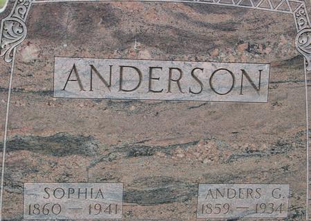 ANDERSON, ANDERS & SOPHIA - Sac County, Iowa | ANDERS & SOPHIA ANDERSON