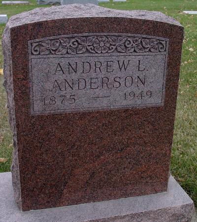 ANDERSON, ANDREW L. - Sac County, Iowa | ANDREW L. ANDERSON