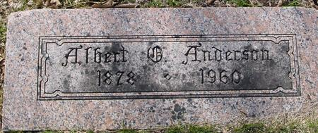 ANDERSON, ALBERT - Sac County, Iowa | ALBERT ANDERSON