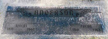 ANDERSON, FREDA - Sac County, Iowa | FREDA ANDERSON