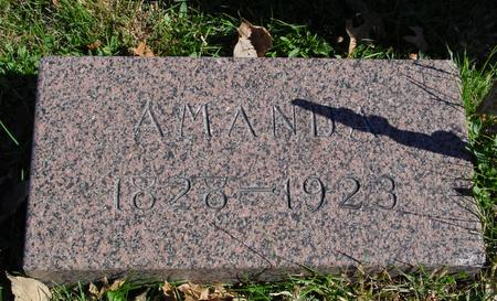 ARMSTRONG, AMANDA - Sac County, Iowa | AMANDA ARMSTRONG