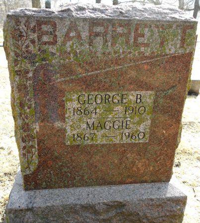 BARRETT, GEORGE B - Sac County, Iowa | GEORGE B BARRETT