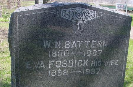 BATTERN, W. N. - Sac County, Iowa | W. N. BATTERN